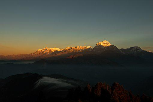 Mountain, Himalaya, Landscape, Peak, Mount, Countryside