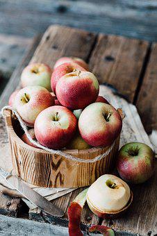 Apples, Still Life, Rustic, Dacha, Fruit, Elitexpo