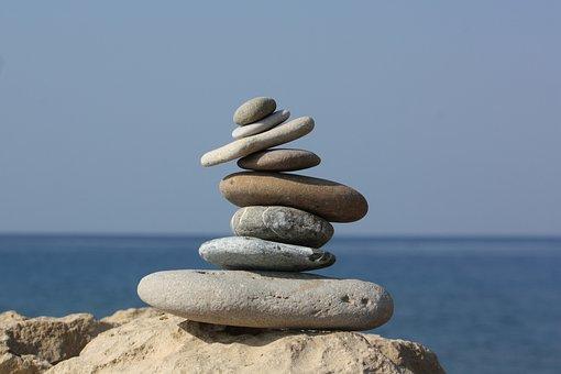 Water, Stone, Nature, Turkey, Relax, Rest, Balance