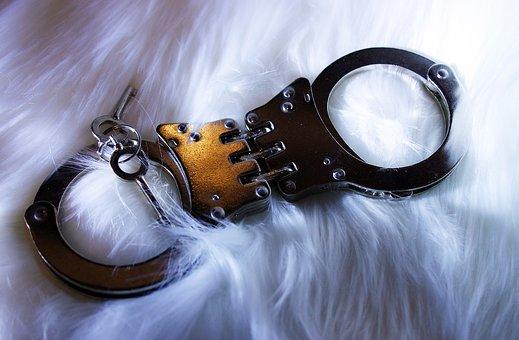Carnival, Dress, Panel, Costume, Mask, Fun, Handcuffs