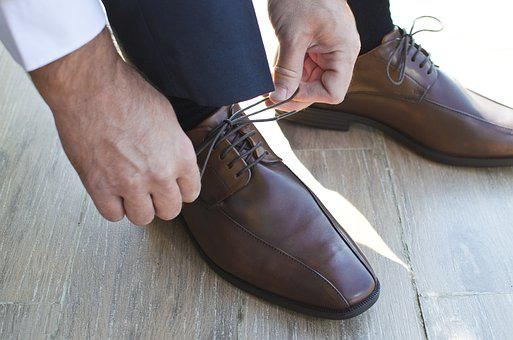 Business, Shoes, A Gentleman, Man, Pants, The Commit