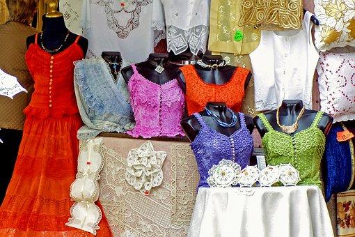 Burano, Lace, Handicraft, Venice, Venetian Lagoon