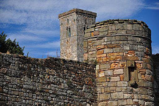St Andrews, Architecture, History, Lake Dusia