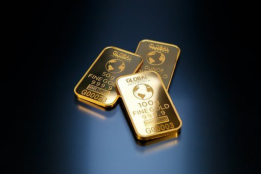 Gold, Gold Is Money, Business, Money, Global Intergold
