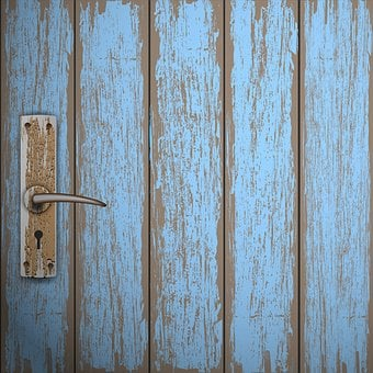 Door, Old, Antique, Entrance, Wooden, Doorway, Rust