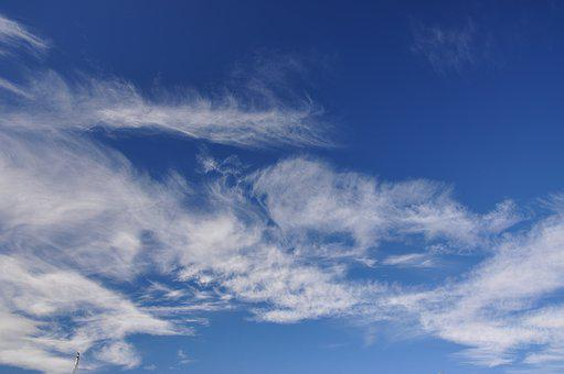 Sky, Blue, Sun Heaven, A Summary Of The, Color White