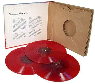 Record, 78rpm, Red, Music, Sound, Vinyl, Audio