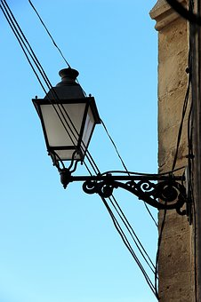 Street Lamp, Lighting, Lantern, Light, Lamp, Old Town