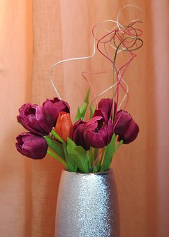 Flowers, Tulips, Spring, Floral, Nature, Easter