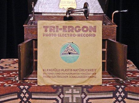 Shellac Disc, Shellac, 78rpm, Plate Label, Nostalgia