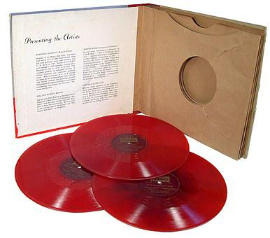 Record, 78rpm, Red, Music, Sound, Vinyl, Audio