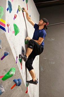Rock Climbing, Rock, Climbing, Sport, Extreme, Climb