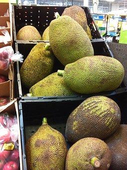 Jackfruit, Gluten-free, Health Food
