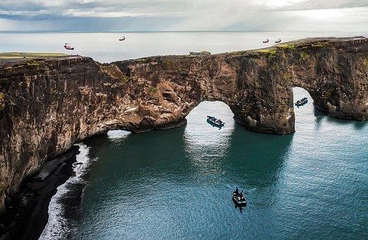Rock, Sea, Rocks, Nature, View, Landscape, Cliff, Ocean