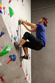 Rock Climbing, Sport, Activity, Rock, Climbing, Youth