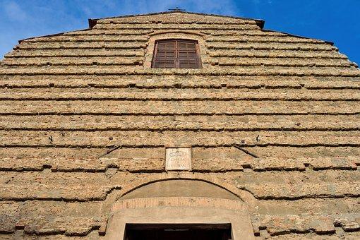 Leghorn, District, Borgo, Venice, New, Church, Churches