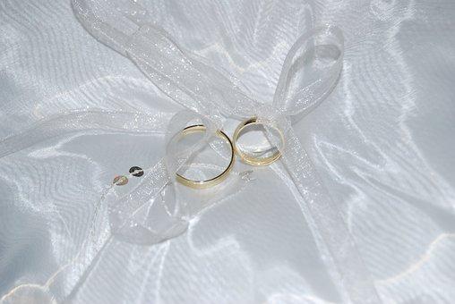 Wedding, Rings, Romance, Marry, Love, Bride