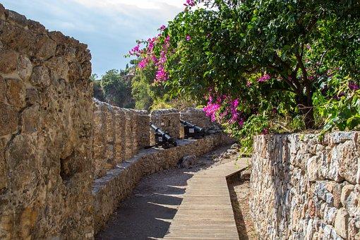 Turkey, Alanya, Building, Turkish Riviera, Antiquity