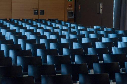 Audience, Chairs, Show, Hall, Auditorium, Presentation
