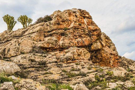 Cliff, Rock, Landscape, Nature, Formation, Geology