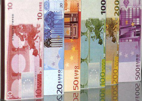 Euro, Euro Banknote, Money, Seem, Euro Bills, Currency
