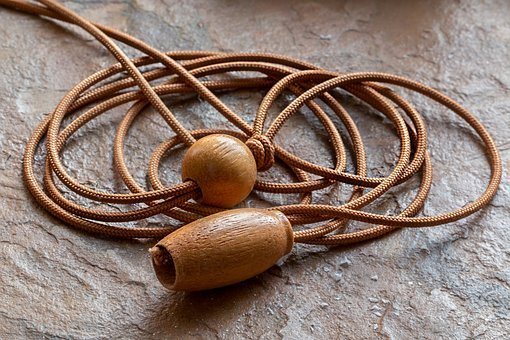 Cord, Twine, String, Knot, Twisted, Brown, Tied, Loop