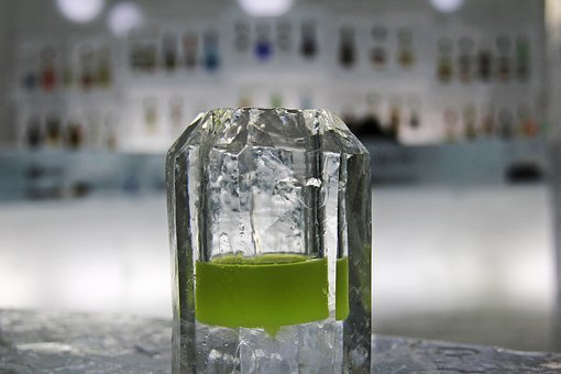 Green, Drink, Ice Bar, Ice, Bar, Wine, Beer, Lake