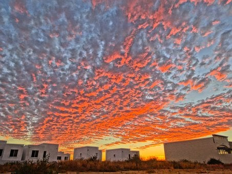 Los Cabos, Sunset, Twilight, Cape, Mexico, Dusk, Sky