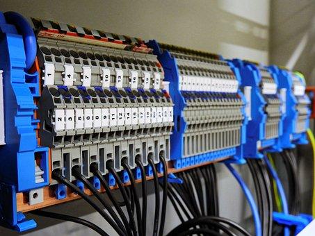 Switchgear, Control Cabinet, Electro Distributor