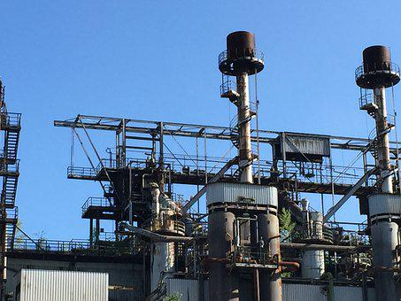 Industry, Chimney, Factory