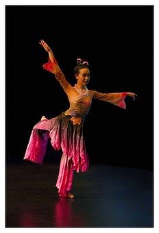 Dance, Pose, Female, Girl, Woman, Performance, Ballet