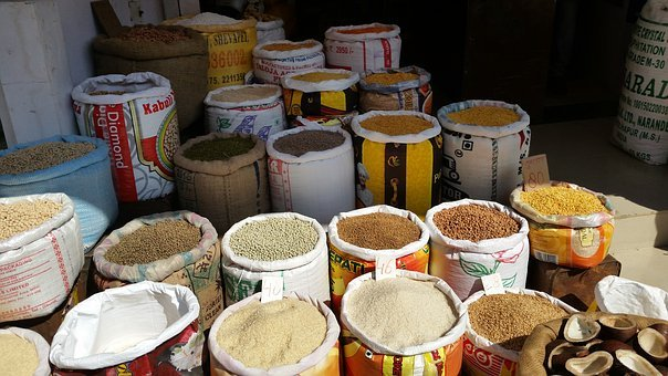 Quality, Variety, Spices, Legumes In Mumbai