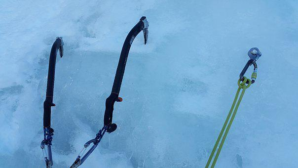Ice Climbing, Ice Tools, Winter Sports, Steep Ice