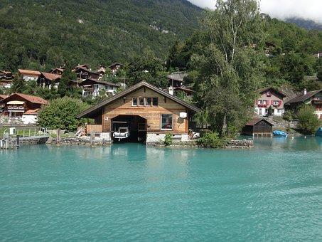 Lake, Switzerland, Lake Geneva, Water, Turquoise