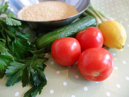 Food, Vegetable, Salad, Tomato, Healthy, Vegetarian