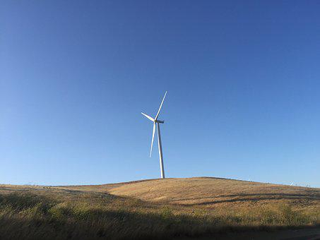 Wind, Power, Generator, Energy, Electricity, Turbine