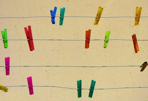 Needles Tender, Tweezers, Tendedor, Colors