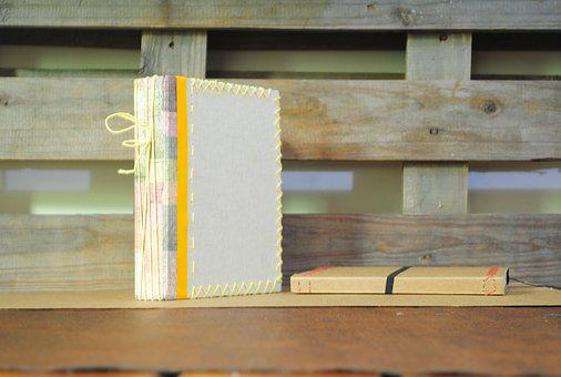 Crafts, Handmade, Notebook
