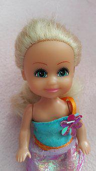 Doll, Smile, Children, Race, Girls, Fairy