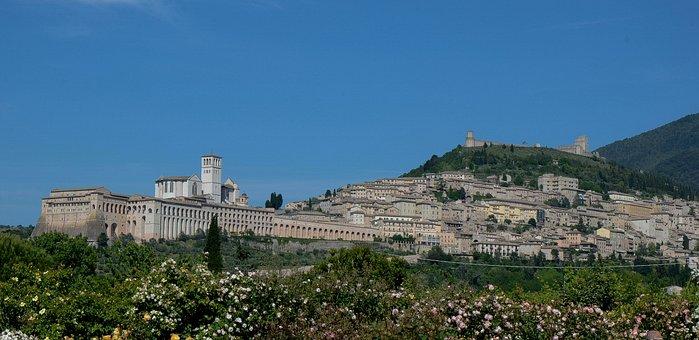 Assisi, Click, May 2016