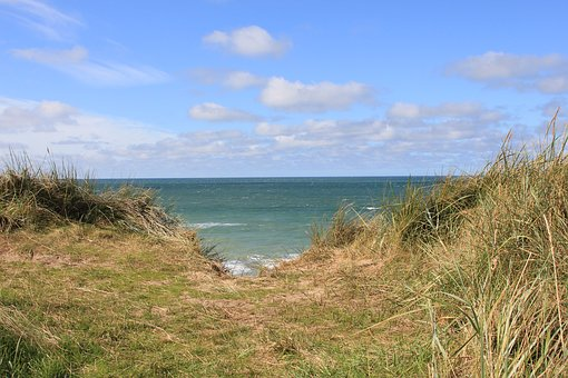 Holiday, Sea, Dune, Outlook, By The Sea, Beach, Coast