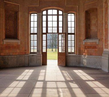 Baden Baden, Pump Room, Culture, Building, Architecture