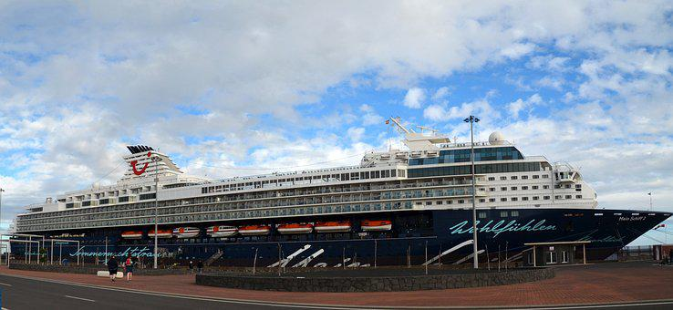 My Ship, Cruise, Ferry, Port, Summer, Ship Travel, Ship