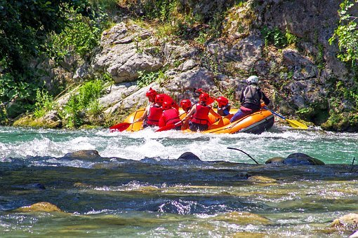 Rafting, Lao, Pollino, Calabria, Italy, Living Water