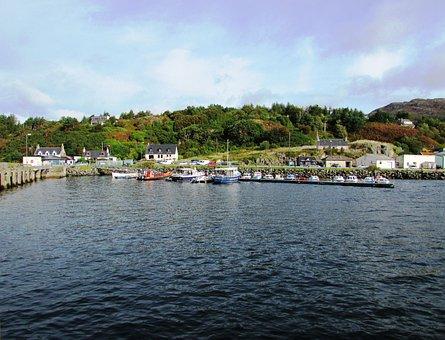Scotland, Gairloch, Scottish, Highlands, Scenery