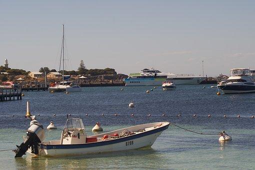 Australia, Boat, Fishing Boat, Dock, Waterfront