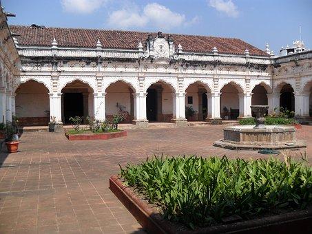 Usac, Old, Guatemala