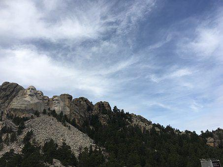 Mt Rushmore, South Dakota, Landmark, Patriotism