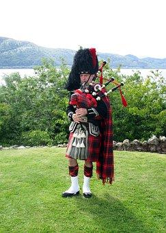 Scotland, Bagpipes, Instrument, Scottish, Culture