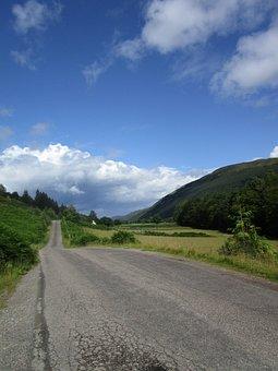 Loch, Lochy, Highlands, Scotland, Scottish, Tourist
